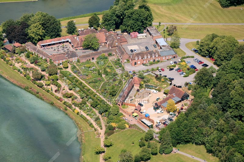 Aerial Photographs Of Maidstone Kent