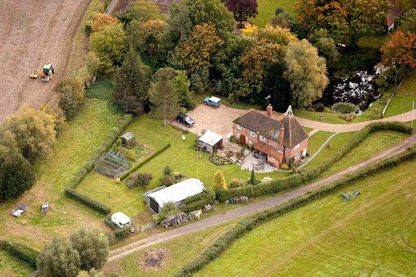 aerial photography in Kent
