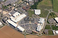 Westwood Cross shopping centre, Kent