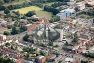 aerial photo - Ashford, Kent