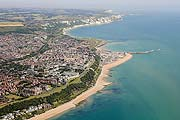 aerial photographer in Folkestone, Kent