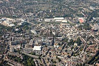 Maidstone town centre, Kent