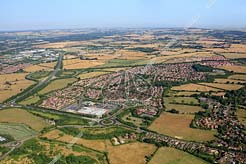 Park Farm housing estate, Ashford, Kent