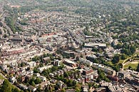 aerial photograph of Tunbridge Wells