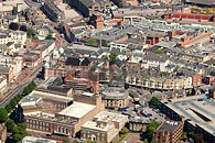 aerial photo of Tunbridge Wells