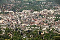 aerial photo of Tunbridge Wells, Kent