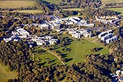 aerial photograph - University Of Kent